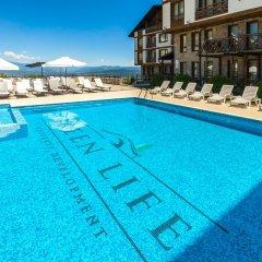 Отель Green Life Resort Bansko бассейн фото 2