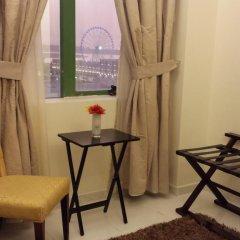 Отель Royal Crown Suites Шарджа удобства в номере фото 2
