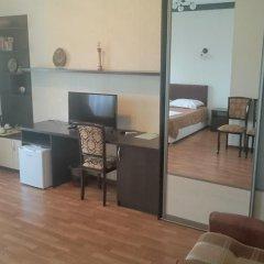 Гостиница Виноградная лоза Студия с различными типами кроватей