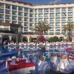 Annabella Diamond Hotel & Spa Турция, Аланья - отзывы, цены и фото номеров - забронировать отель Annabella Diamond Hotel & Spa - All Inclusive онлайн бассейн фото 2