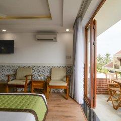 Отель Green Heaven Hoi An Resort & Spa 4* Полулюкс