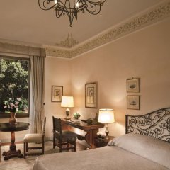 Отель Belmond Villa San Michele 5* Стандартный номер фото 2