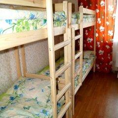 Хостел Черемушки Кровать в женском общем номере с двухъярусными кроватями фото 4