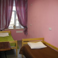 Hostel Tverskaya 5 Стандартный номер разные типы кроватей