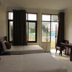 Viet Nhat Halong Hotel 2* Номер Делюкс с двуспальной кроватью фото 12