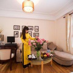 Hanoi Central Park Hotel 3* Стандартный номер с различными типами кроватей фото 13