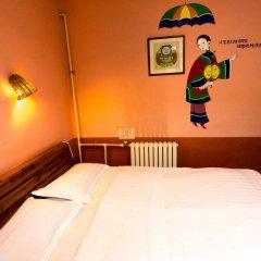Hello Chengdu International Youth Hostel Стандартный номер с двуспальной кроватью фото 2