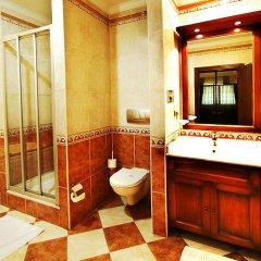 Hotel Golden Crown 3* Стандартный номер с двуспальной кроватью фото 19