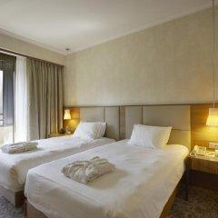 Отель Hilton Milan 4* Номер Делюкс с различными типами кроватей