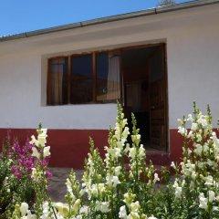 Отель Casa Inti Lodge Стандартный номер с различными типами кроватей (общая ванная комната) фото 8