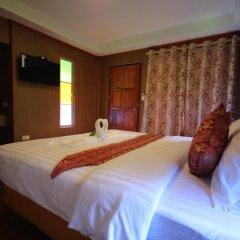 Отель Lanta Andaleaf Bungalow 3* Бунгало Делюкс фото 8