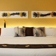 Отель Samkong Place Улучшенный номер с двуспальной кроватью фото 3