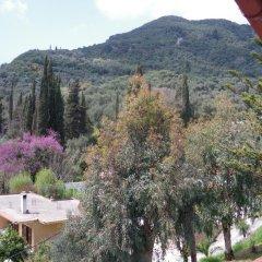 Отель Skevoulis Studios Греция, Корфу - отзывы, цены и фото номеров - забронировать отель Skevoulis Studios онлайн балкон