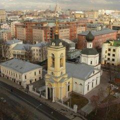 Апартаменты на Большой Полянке 28к1 Москва фото 3