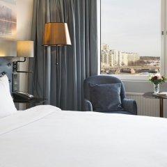 Отель Hilton Helsinki Strand 4* Люкс с различными типами кроватей фото 2