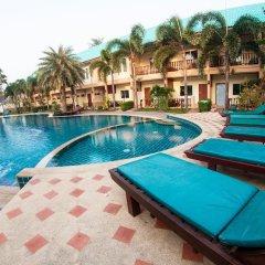 Отель The Green Beach Resort 3* Улучшенный номер с 2 отдельными кроватями фото 4