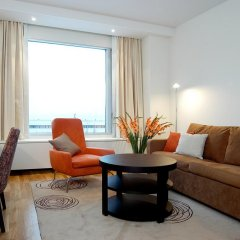 Отель Hilton Helsinki Kalastajatorppa 4* Полулюкс с разными типами кроватей фото 3