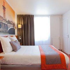 Отель Hôtel Alyss Saphir Cambronne Eiffel 3* Стандартный номер с двуспальной кроватью фото 2