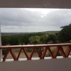Отель Monte das Galhanas балкон