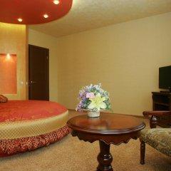 Гостиница Альмира комната для гостей фото 4