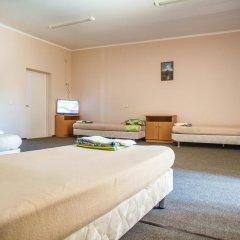 Мини-отель Глобус Стандартный семейный номер с двуспальной кроватью фото 10
