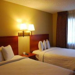 Отель Days Inn Las Vegas at Wild Wild West Gambling Hall 2* Стандартный номер с различными типами кроватей фото 5
