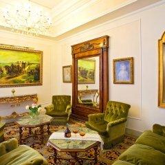 Отель La Residence & Idrokinesis® Италия, Абано-Терме - 1 отзыв об отеле, цены и фото номеров - забронировать отель La Residence & Idrokinesis® онлайн интерьер отеля фото 3