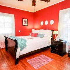Отель Hawthorne Park Bed and Breakfast 3* Люкс с различными типами кроватей фото 6