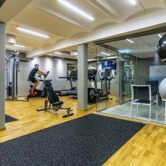 Отель Scandic Stortorget Швеция, Мальме - отзывы, цены и фото номеров - забронировать отель Scandic Stortorget онлайн фитнесс-зал фото 3