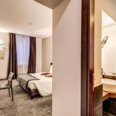 Hotel Trevi 3* Стандартный номер с двуспальной кроватью фото 4