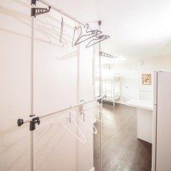 Хостел Itaewon Inn Апартаменты с различными типами кроватей фото 15