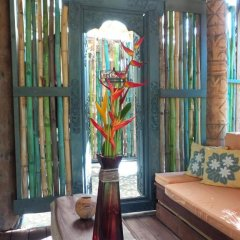 Отель Green Lodge Moorea Французская Полинезия, Папеэте - отзывы, цены и фото номеров - забронировать отель Green Lodge Moorea онлайн интерьер отеля фото 2