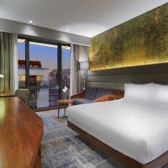 DoubleTree by Hilton Hotel Istanbul - Piyalepasa 5* Стандартный номер с различными типами кроватей фото 5