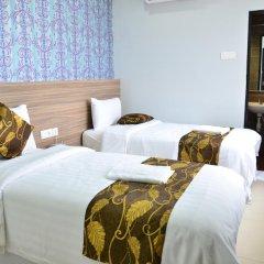 D'Metro Hotel 3* Улучшенный номер с 2 отдельными кроватями фото 4
