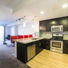 Отель Ginosi Wilshire Apartel Апартаменты с 2 отдельными кроватями фото 9