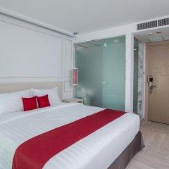 The Bloc Hotel 4* Улучшенный номер с двуспальной кроватью фото 2