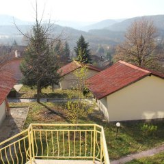 Отель Complex Asenevci Боженци балкон