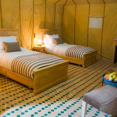 Отель Merzouga Luxury Camp Марокко, Мерзуга - отзывы, цены и фото номеров - забронировать отель Merzouga Luxury Camp онлайн комната для гостей фото 2