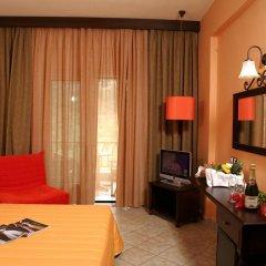 Отель Acrotel Athena Pallas Village 5* Стандартный номер разные типы кроватей фото 6