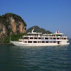 Отель Halong Silversea Cruise 3* Номер Делюкс с различными типами кроватей фото 3