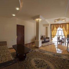 Jermuk Ani Hotel 3* Люкс с различными типами кроватей