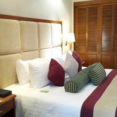 Boulevard Hotel Bangkok 4* Номер Делюкс с разными типами кроватей фото 12