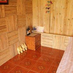 Отель Tavan Ecologic Homestay Бунгало с различными типами кроватей фото 3