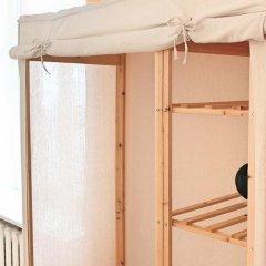 Отель Amber Rooms Кровать в общем номере с двухъярусной кроватью фото 13
