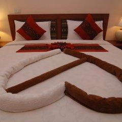 Отель Adarin Beach Resort 3* Бунгало Делюкс с различными типами кроватей фото 11