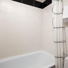 Гостиница Заречная ванная фото 2