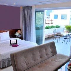 White Lotus Hotel 3* Люкс с различными типами кроватей фото 9