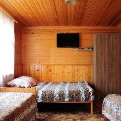 Гостиница Коттедж в Карелии Стандартный номер с различными типами кроватей фото 9