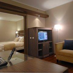 Отель Ramada Plaza Milano 4* Люкс с различными типами кроватей фото 4