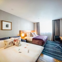 Apex City of Glasgow Hotel комната для гостей фото 2